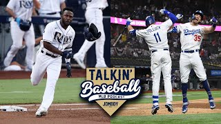 World Series Hype 60 Second Highlight Tape | Tampa Rays and Los Angeles Dodgers