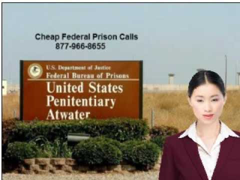 USP SCP Atwater Federal Prison Cheap Inmate Calls