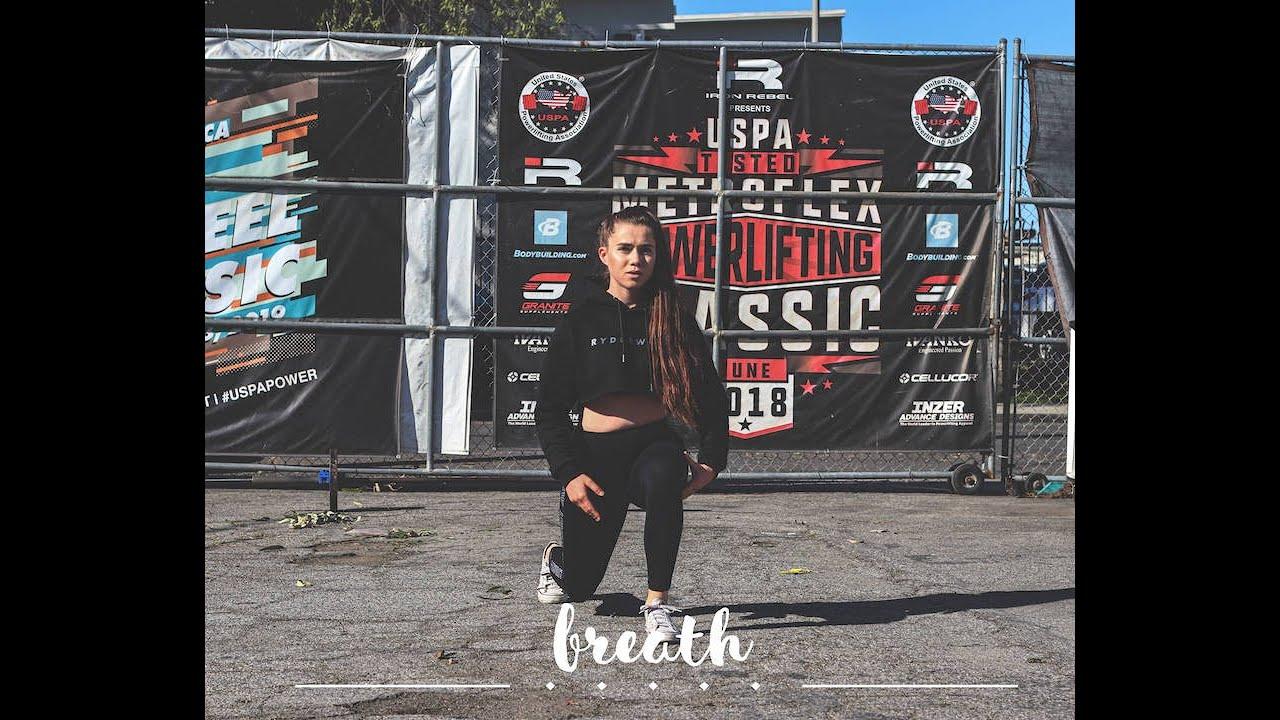 TAKE A BREATH – Female Fitness Motivation