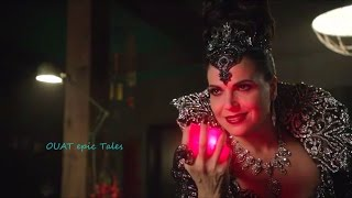 Once Upon A Time 5x23 & 5x22 End Scene Evil Queen is Back Season  Finale