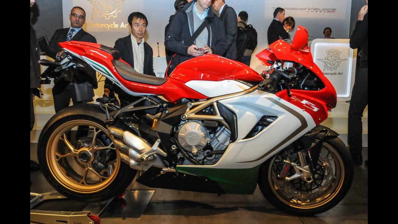 New 2017 Mv Agusta F3 800 2018 Sport F3 Bike Youtube