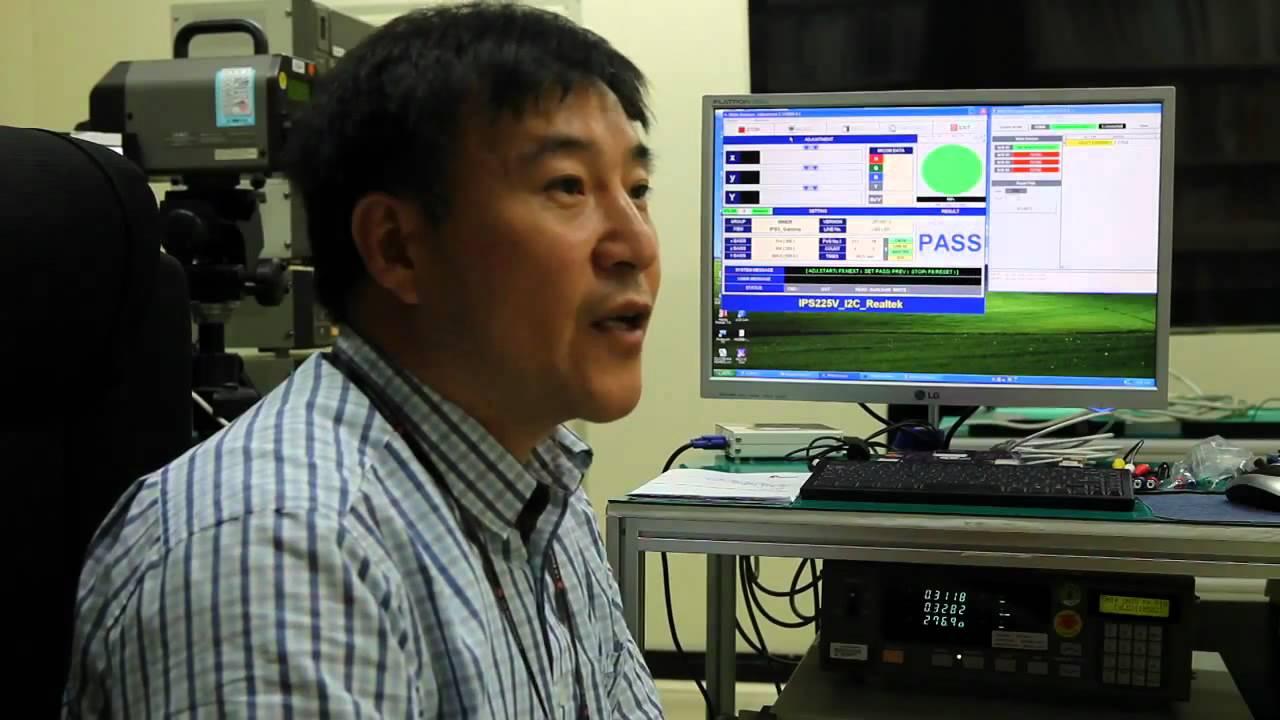 Lg Ips Monitor Color Calibration