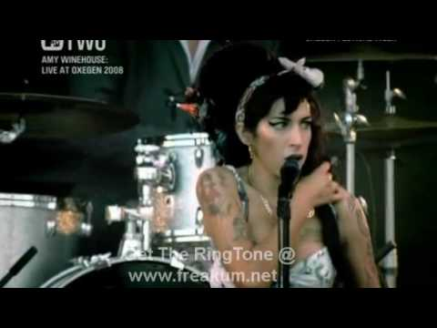 Amy Winehouse - Cupid (live At Oxegen Festival 2008)