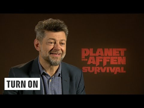 Andy Serkis über Performance Capturing & Gaming – TURN ON Interview