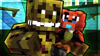 fnaf who s your daddy springtrap is our daddy minecraft fnaf roleplay
