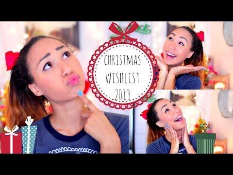 My Christmas List 2013!