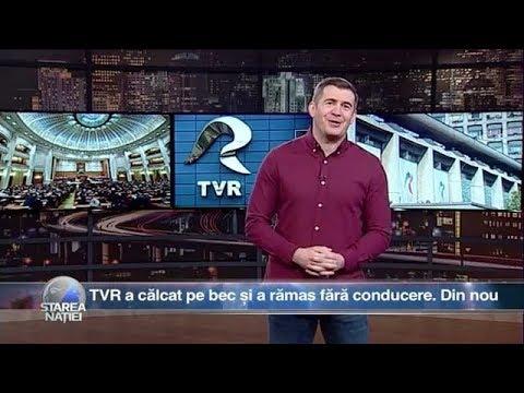 Starea Naţiei: TVR a călcat pe bec și a rămas fără conducere. Din nou
