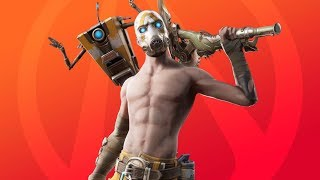 "FORTNITE X CHAOS! NEW SKIN BORDERLANDS, GRANADA ""PROTECTIVE POUCH"" AND CITY ""PANDORA""! Fortnite"