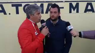 Intervista ad Alberto Paglialunga | DilettantiPuglia24 ed EventiCalcioWeb