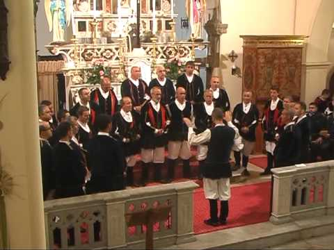 4-5-2013 Ave Maria di F.Biebl - canta il coro Bachis Sulis di Aritzo