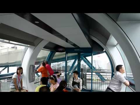 Singapore Flyer, HD Experience