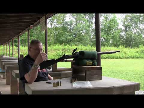 Springfield Model 1868 Rifle 50-70 At 200 Yards