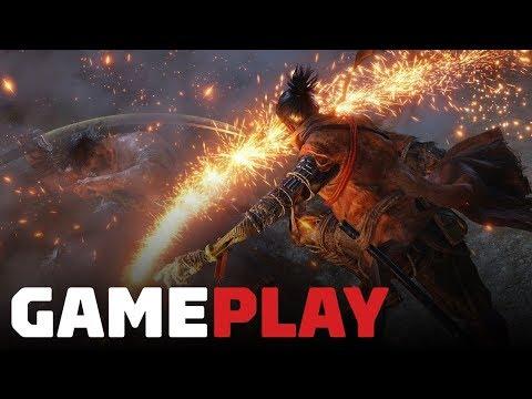How Sekiro&#;s Shinobi Prosthetic Opens Up Gameplay – Gamescom