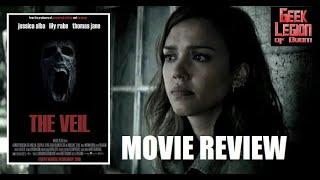 THE VEIL (  2016 Jessica Alba ) Horror Movie Review