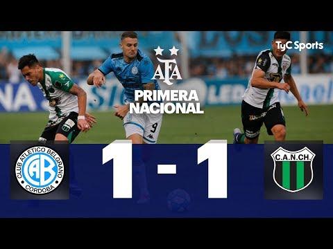 Belgrano 1 VS. Nueva Chicago 1 | Fecha 11 | Primera Nacional 2019/2020