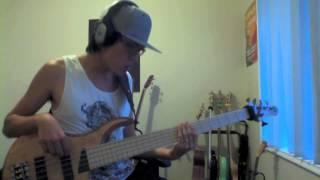 Omarion - Entourage (Bass Cover) - MTD Kingston Z5