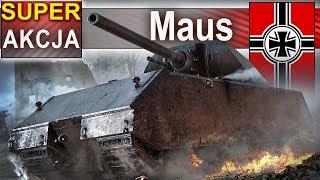 Maus - temu to dobija ;) - World of Tanks
