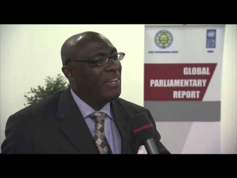 Mr. Papa Owusu Ankomah, Member of Parliament, Ghana