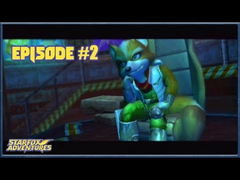 Starfox Adventures: Dinosaur Planet - Enter Fox McCloud - Episode 2