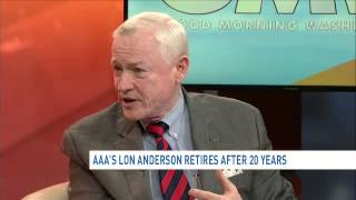 AAA Mid-Atlantic director Lon Anderson retires