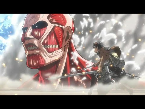 Download Attack On Titan Season 1 Episode 1 In ( HINDI DUBBED )  All EP Of Aot In Hindi Link In Pin Comment  