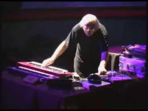 Holger Czukay - Paris 2006 Live