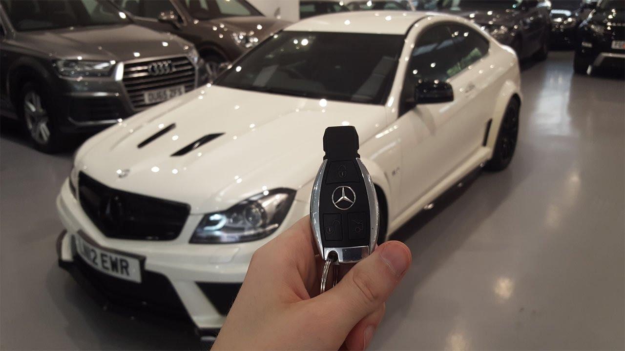 Mercedes Benz C63 Amg Black Series In Depth Exterior And Interior