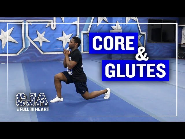 Core & Glute Workout