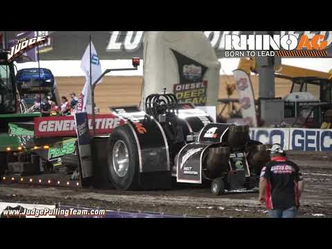 Judge Pulling 2019: Pro Pulling Nationals - Lucas Oil Speedway
