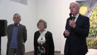 Rolande BRANDELY et Georges RÉMOND aux Abattoirs d'Avallon (89) - Édition 2017