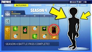 SEASON 4 BATTLE PASS ALIENS! | Fortnite Aliens Update Confirmed?