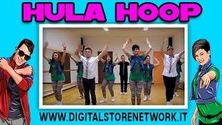 "Joey&Rina ""Hula Hoop "" | Impara i Passi | Balli di Gruppo 2014 Line Dance"