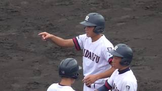 2017夏/理大附・清水/ヒット/vs.東岡山工業