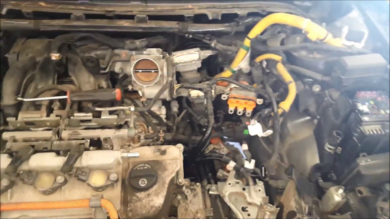 lexus rx400h thermostat replacement overview not a how to replace rx 2006 lexus rx400h engine diagram [ 1280 x 720 Pixel ]