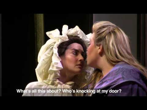Le nozze di Figaro Act 2 Part 1