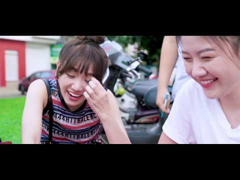 Hari Won - Lê Giang - Tuấn Trần - Huỳnh Ân |  Siêu Ham Ăn | Bánh Bèo Ngon Nhất Sài Gòn