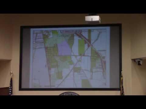 6c. REZ-2018-07 Branham Project, 2480 Copeland Rd, R-1 to R-10 18.04 acres
