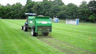 Bannerman Btd-20 Top Dresser