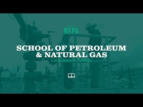 Lackawanna College - School of Petroleum & Natural Gas
