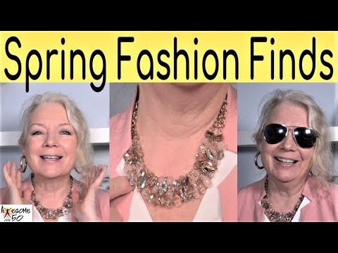 My Top 10 Tips for Women's Spring Fashion & Style, mature over 50