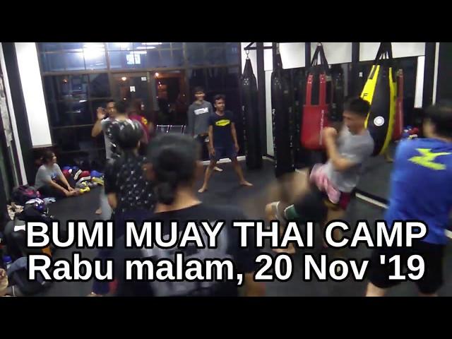 Selebrasi - Bumi Muay Thai Bandung