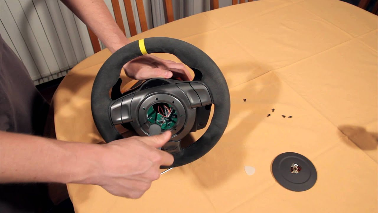 how to open a fanatec wheel gt3 rs gt2 youtube. Black Bedroom Furniture Sets. Home Design Ideas