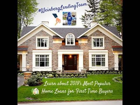 2019-mortgage-programs-for-first-time-buyers