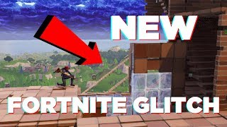 *NEW* FORTNITE GLITCH (*VERTICAL* FLOORS?!) | Playground LTM