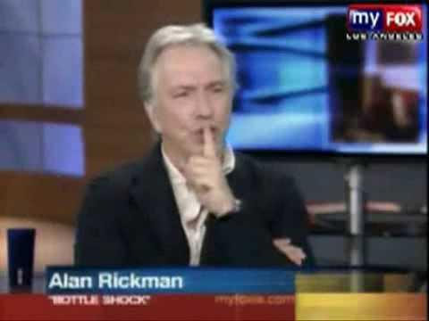 Stop boring Alan Rickman