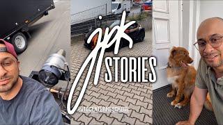 JPK Stories - Juni 2021 | Hund gefunden, Turbinen Kart, Supra Verkauft