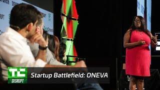 Startup Battlefield Finals: Oneva | Disrupt SF 2017