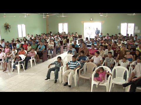 Good Samaritan Church Maranatha Choluteca, Honduras