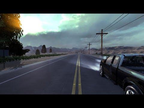 Speed Level Design   Desert Road   Unity 5