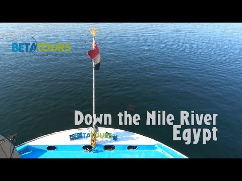 Down the Nile River, Egypt 4K travel guide bluemaxbg.com